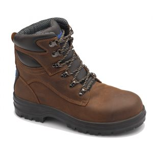 Blundstone 143 Lace Up Safety Boot Crazy HorseBlundstone 143 Lace Up Safety Boot Crazy Horse-0