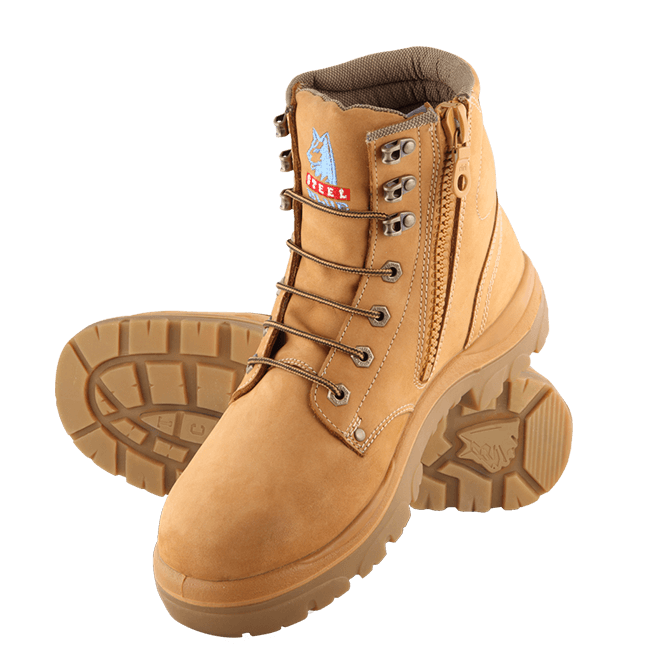 huge range of top design diversified latest designs Steel Blue Argyle Zip 312152 Safety Boots