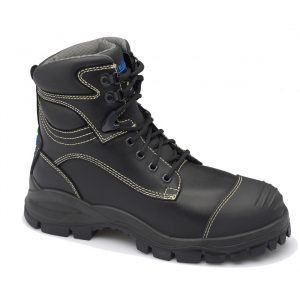 Blundstone 994 Lace Up Safety Boots BlackBlundstone 994 Lace Up Safety Boots Black-0