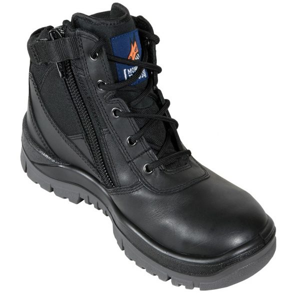 Cheap Work Boots Mongrel 261020 Black