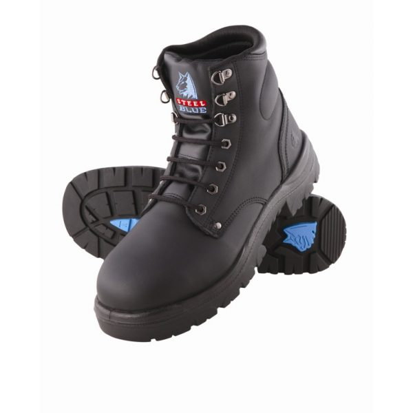 Steel Blue Argyle 312102 Safety Boots Lace Up-171