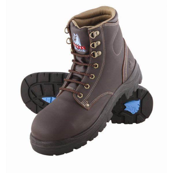 Steel Blue Argyle 312102 Safety Boots Lace Up-170