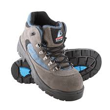 Steel Blue Wagga 312207 Safety Shoe Charcoal-0