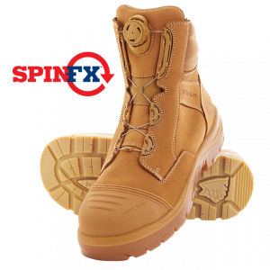Steel Blue Southern Cross Spin-FX 312630 Safety Boots Wheat312630Wheat