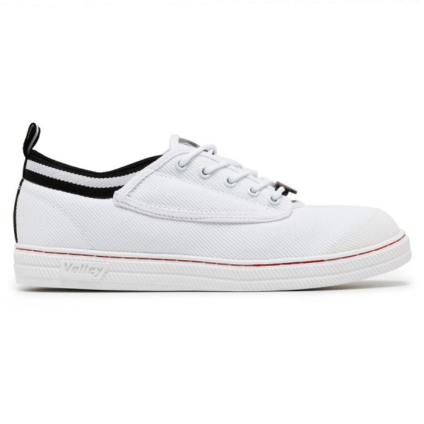 VOLLEY SAFETY SHOE WHITE 600073 -0