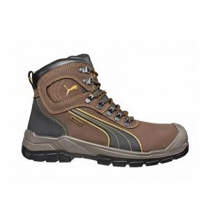 Puma 630227 Sierra Nevada Brown Water Proof Safety Boots