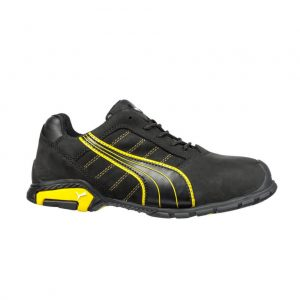 Puma 642717 Amsterdam Safety Shoe Black