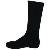 Cheap Work Boots DNC Bamboo Socks S108 Black