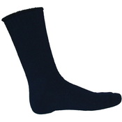 Cheap Work Boots DNC Bamboo Socks S108 Navy