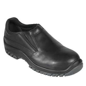 Mongrel 315085 Slip On Safety Shoe BlackMongrel Slip On Safety Shoe Black 315085 Black