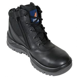 Mongrel 961020 Zip Side Non Safety Boot BlackMongrel 961020 Zip Side Non Safety Boot Black
