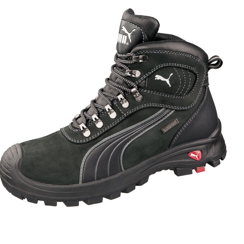 Puma 630527 Sierra Nevada Water Proof Safety Boots Black-1187 d22f233d4