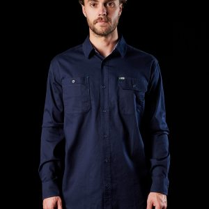 FXD LSH-1 Long Sleeve Tailored Stretch Shirt