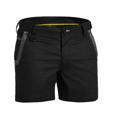 Cheap Work Boots Bisley Shorts Black