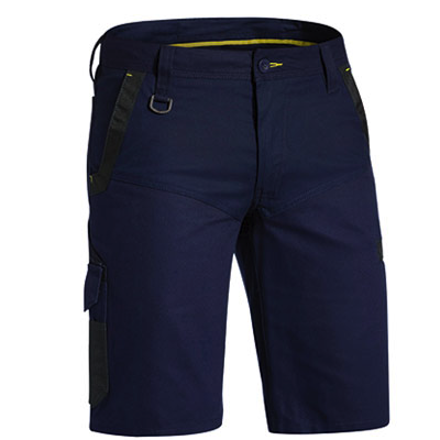 Cheap Work Boots Bisley Shorts BSHC1130_Navy