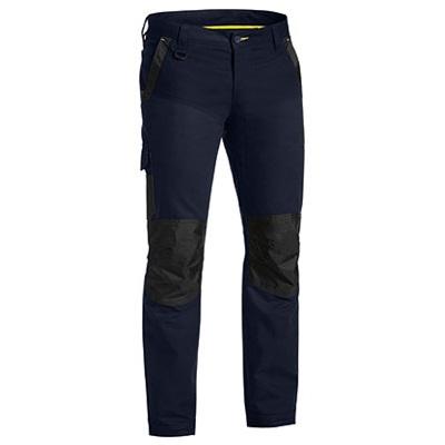 Cheap Work BootsBisley Flex N Move Pants BPC6130 Navy