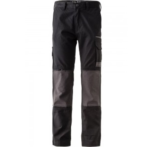 FXD Regular Fit Work Pants WP-1 (Workwear Clothing) Black