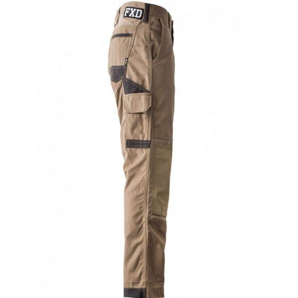 FXD Regular Fit Work Pants WP-1 (Workwear Clothing) Khaki