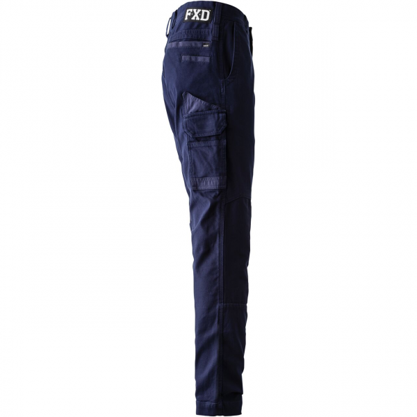 FXD Stretched Cargo Pants WP-3 (Workwear Clothing) navy