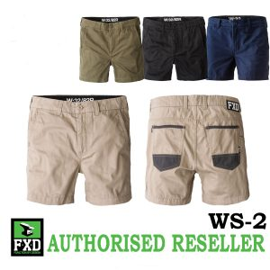 FXD Shorter Work Shorts WS-2 group