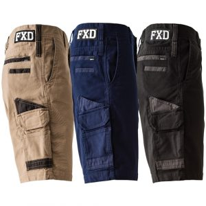FXD WS-3 360 Degree Stretch Work ShortsFXD 360 Degree Stretch Work Shorts WS-3 (Workwear Clothing) group