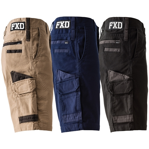 FXD 360 Degree Stretch Work Shorts WS-3 (Workwear Clothing) group