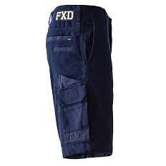 FXD 360 Degree Stretch Work Shorts WS-3 (Workwear Clothing) navy