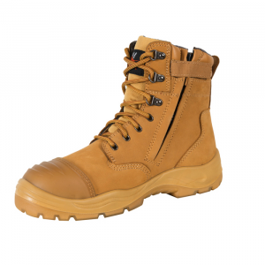 Cougar B215 Zip Safety Boot WheatCougar B215 Wheat Right