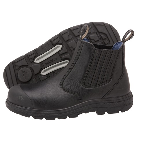 cheap work boots ascent safety Alpha 2 12946 Black