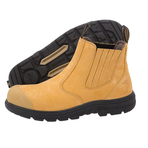 cheap work boots ascent safety Alpha 2 12946 Wheat
