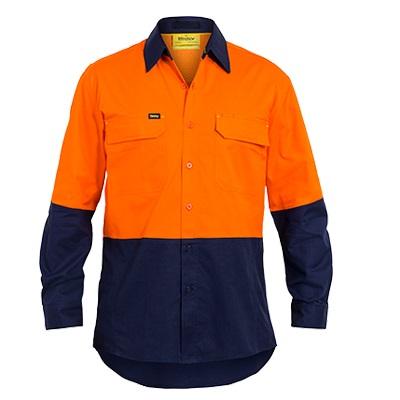 cheap work boots bisley BS6415_Orange Navy