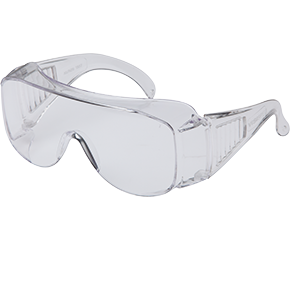 Maxisafe EVS 'Visispec' Over Glasses Safety Glassescheap work boots maxisafe EVS300 CLEAR
