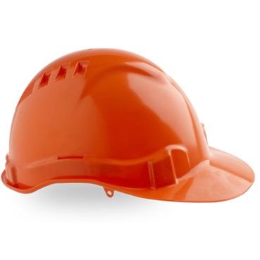 Maxi Safe Vented Hardhat Ratched Harness HVR580 (PPE) orange
