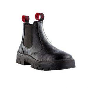 Howler 412471 Kalahari Slip On Black Safety Boot