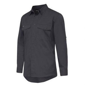 KingGee K14820 Workcool 2 L/Sleeve RipStop Shirt
