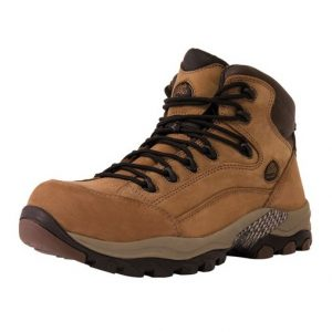 Cheap work boots bata Bickz_901_BROWN A