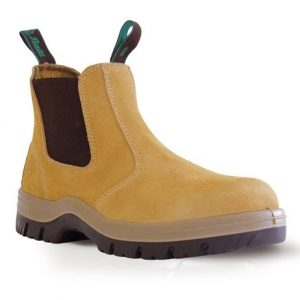 Cheap work boots bata Mercury_Wheat A