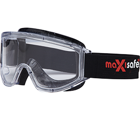 cheap work boots maxisafe ESG456-Maxigoggles-clear
