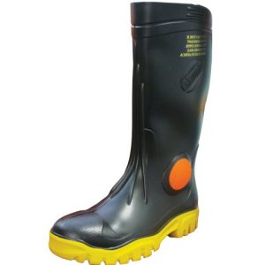 Maxisafe FWG902 Stimela 'Foreman' Black Safety Gumbootscheap work boots maxisafe FWG902-non safety a