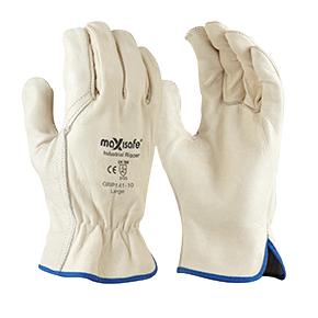 Maxisafe GRP141 Premium Beige Rigger Glovecheap work boots maxisafe GRP141