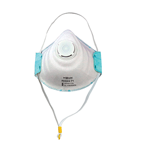 Maxisafe RES504C-3 P2 Respirator with Valve – 3 PackMaxisafe RES504C-3 P2 Respirator with Valve