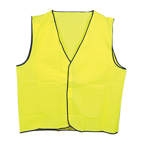 Maxisafe SVV60 Hi-Vis Safety Vest – Day Usecheap work boots Maxisafe SVV601 orange vest