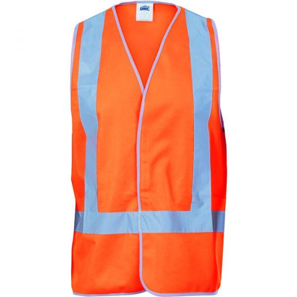 cheap work boots Vest DNC 3804 Orange