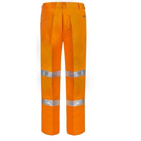 cheap work boots Workcraft WP4006_orange back