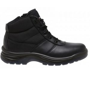 KingGee K23150 Tradie Shield Non-Safety Zip Bootcheap work boots Kinggee Tradie Shield K23150_BLACK 1