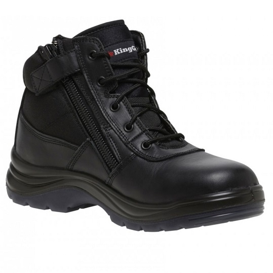 cheap work boots Kinggee Tradie Shield K23150_BLACK 2