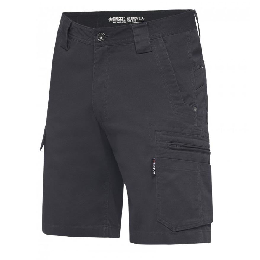 abec9575781 KingGee K17340 Tradies Narrow Shorts