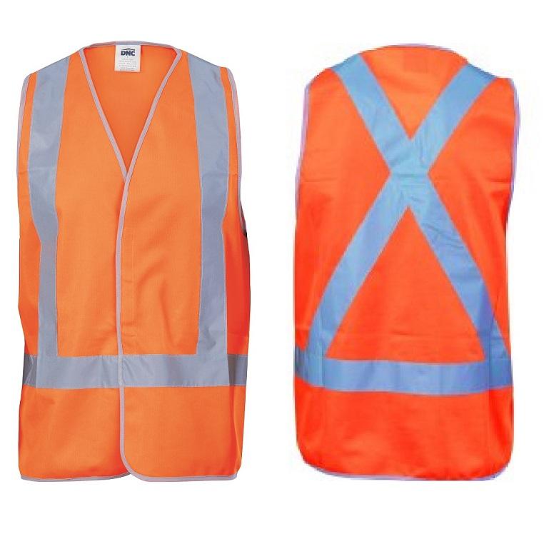 Cheap Work Boots DNC 3805 X-Back Vest