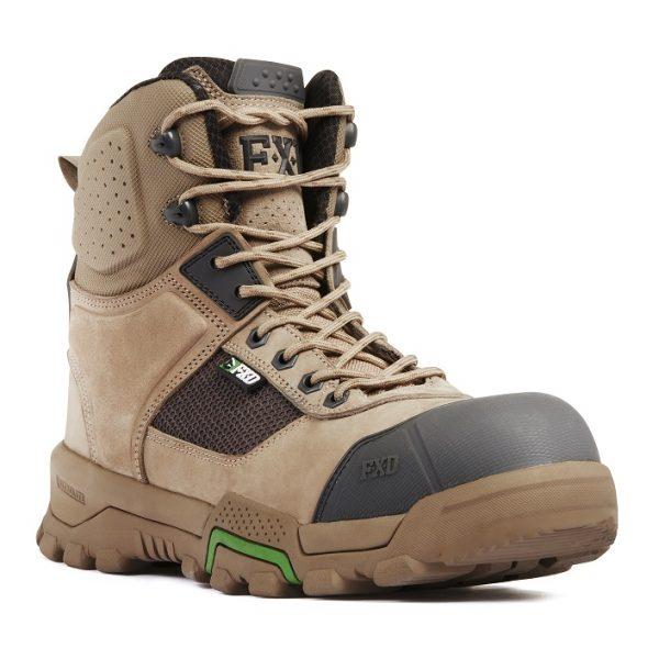 Cheap Work Boots FXD FXWB1 Stone