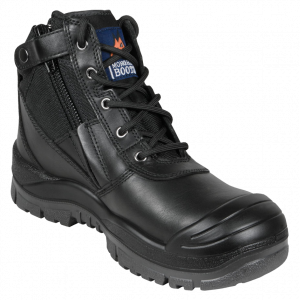 Cheap Work Boots Mongrel 461020 Safety Black Scuff